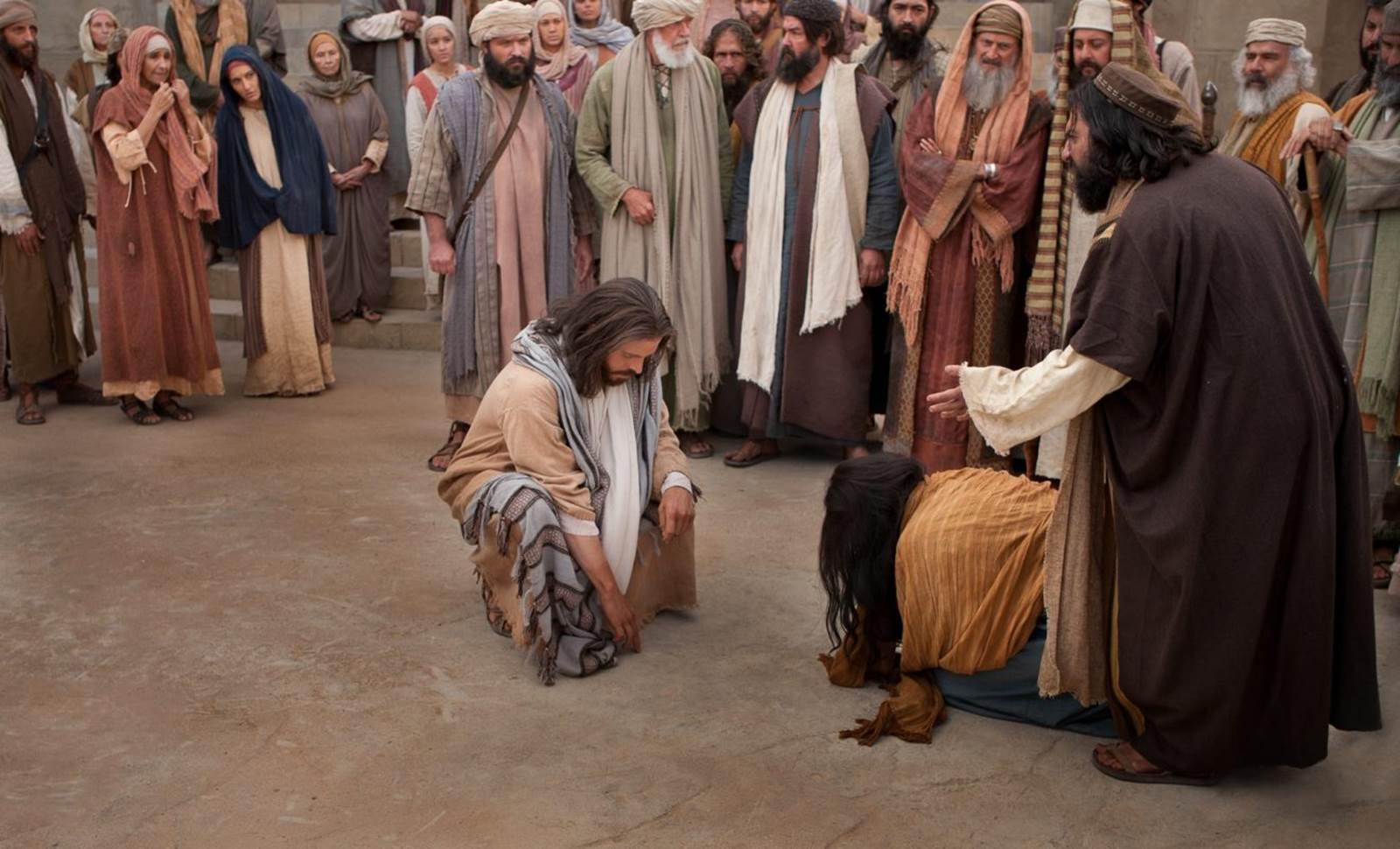 Đừng phạm tội nữa (30.3.2020– Thứ Hai Tuần 5 MC)