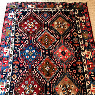 Wool Area Rug- Large