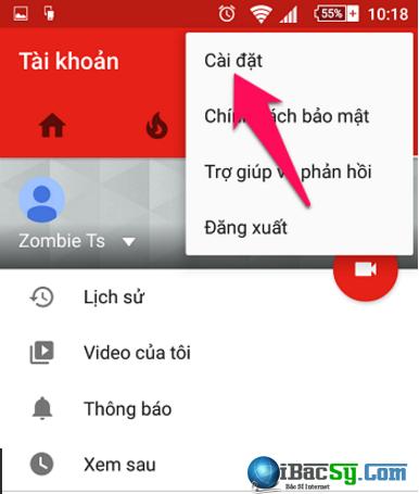 Hướng dẫn cài đặt tự động tắt video khi xem hết video trên Youtube + Hình 7