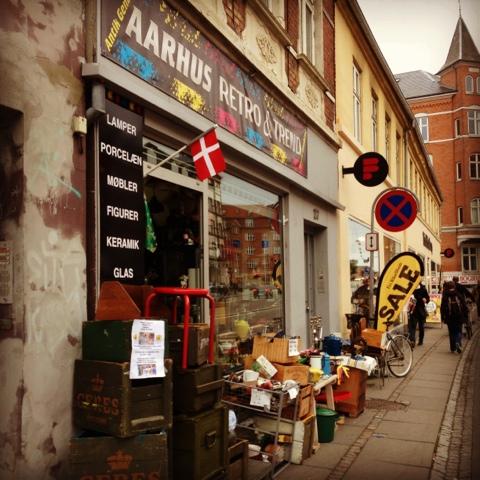 Karolines Retro: Genbrugstur til Århus