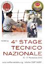 Stage Tecnico Confederale 2012 Norcia
