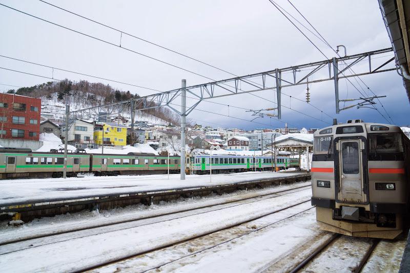 小樽駅 写真