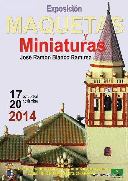 Exposición de Miniaturas