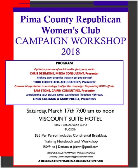 Pima County - March 17