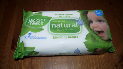 Jackson Reece Wipes