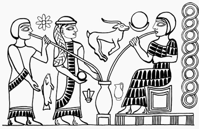 Historia de las civilizaciones: Sumeria. El origen de la cerveza