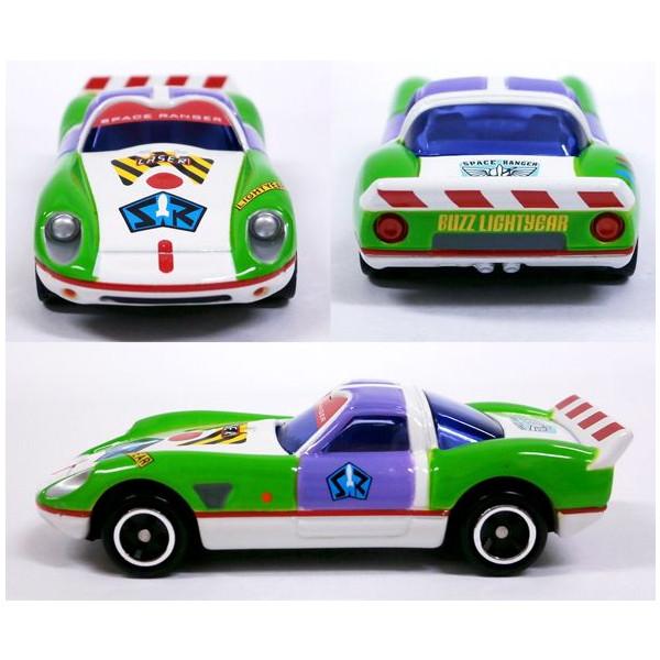 Mô hình Tomica Disney Motors DM-03 Xe đua tốc độ