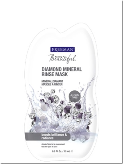 Diamond Mineral Mask