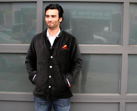 Blackhorse Smoking Jacket