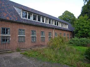 Zuidkamp gebouw Z18B