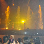 watershow at sensation canada at the rogers centre in toronto in Toronto, Ontario, Canada