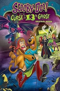 Capa Scooby-Doo e a Maldição do 13° Fantasma (2019) Dublado Torrent