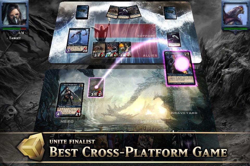 Shadow Era - Trading Card Game (Android) reviews at Android