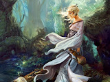 Nature Of Arcane Girl