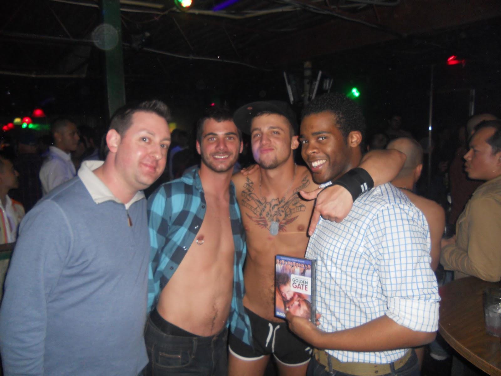 Abraham Mateo Porno Gay i met samuel colt and chris porter at the tin room - gay