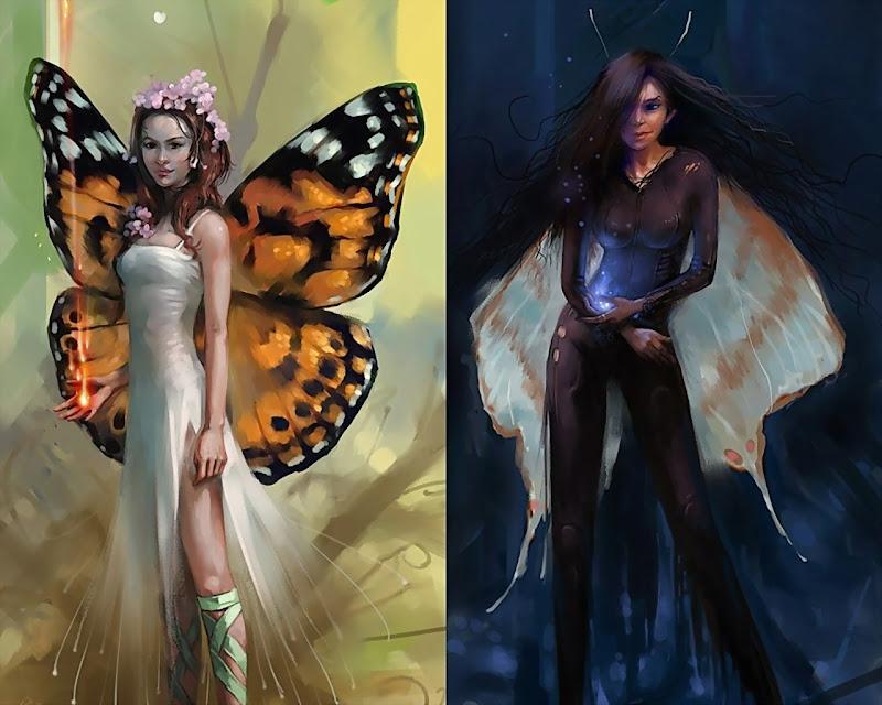 Dance Of Glamorous Faery, Fairies Girls 2