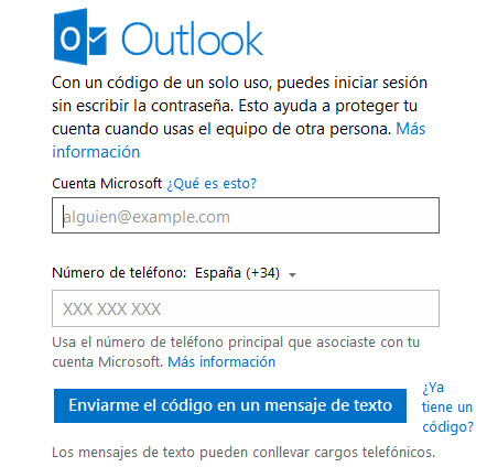 1-enviar-codigo-movil-outlook