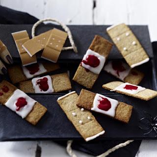 Halloween Bandage Cookies