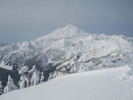 Mt Baker.