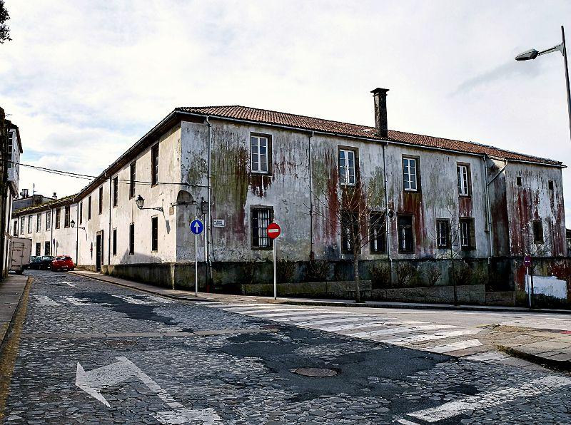 Nuevo Centro de Acogida al Peregrino en Santiago