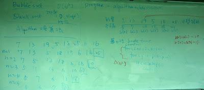 排序演算法的複雜度