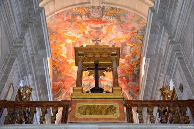 Sé Catedral de Lamego - Igreja-casa-m_e da Diocese de Lamego - Portugal (4)