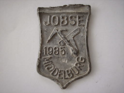 Naam: JobsePlaats: MiddelburgJaartal: 1985bijz: voorkant