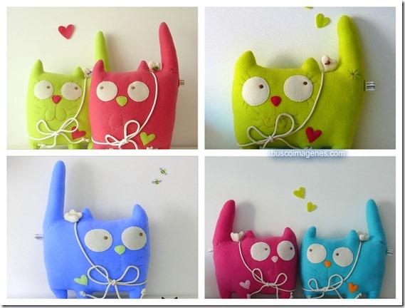 juguete gato tela (1)