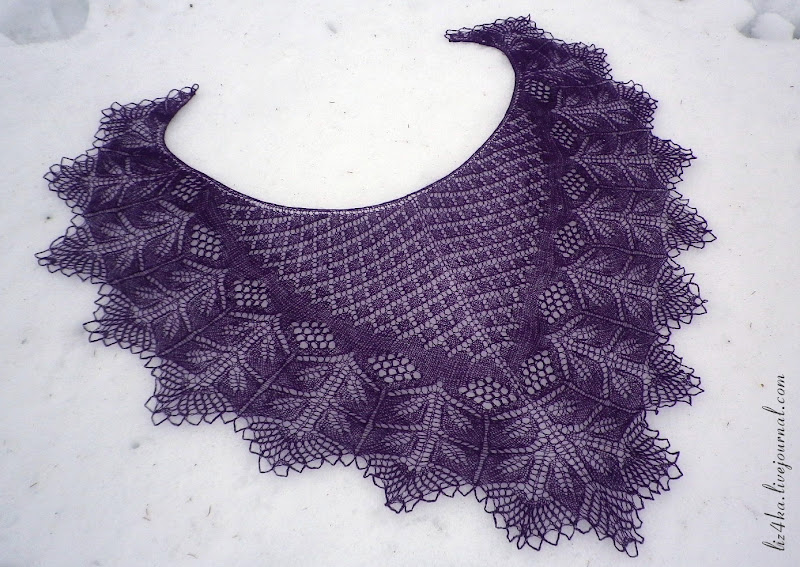Альбом: Knitted Shawls