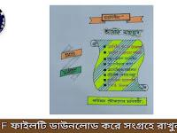 বাংলাদেশ সংবিধান এর অসাধারণ হ্যান্ডনোট - PDF Download
