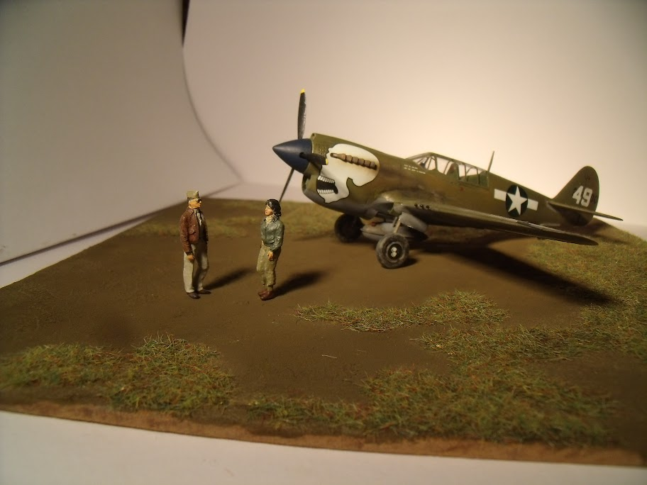 [Hasegawa] Curtiss P-40N Warhawk GEDC1345