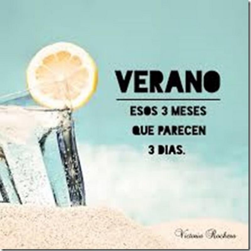 Imágenes con Frases de verano con humor