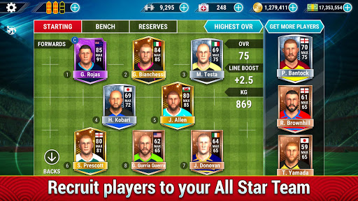 Rugby Nations 19 1.3.2.152 screenshots 3