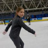 4e leerjaar schaatsen
