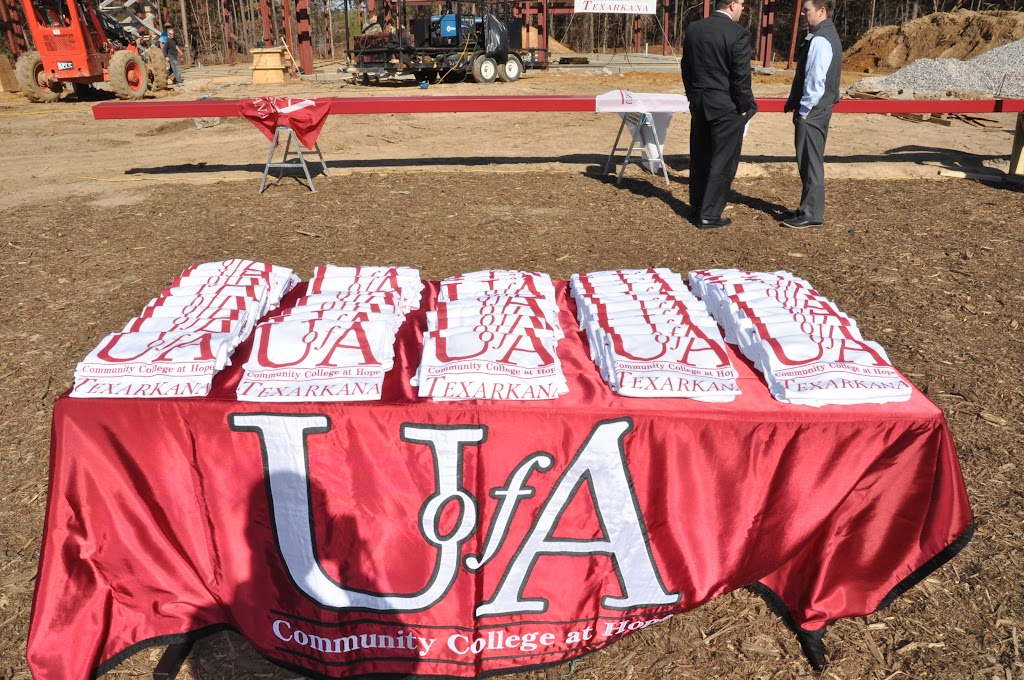 UACCH-Texarkana Creation Ceremony & Steel Signing - DSC_0085.JPG