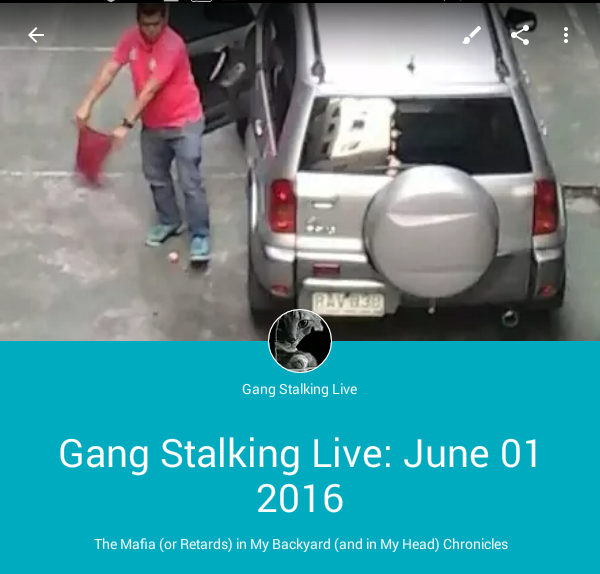 from Trent gang stalking dating