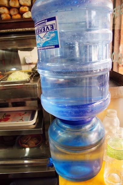 達人帶路-環遊世界-尼泊爾-礦泉水