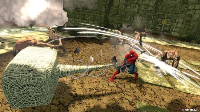 Das einzige Spider-Man-Spiel auf Steam ist ziemlich gut