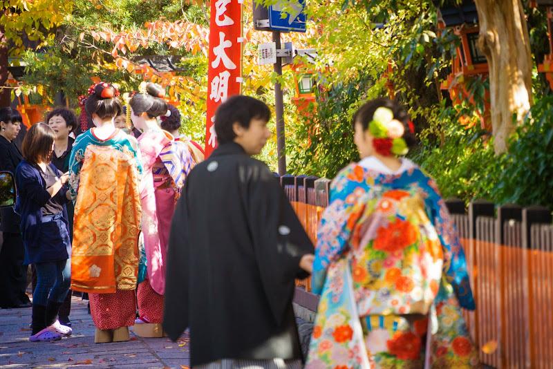 京都 祇園 白川南通 写真5