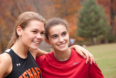 #2   Josette     Norris  of Tenafly and #1 Ariana       North of Northern Highlands