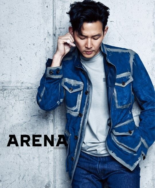 Lee Jung Jae Korea Actor