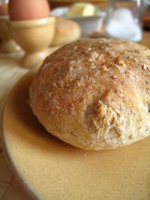 Bułka pszenno-żytnia