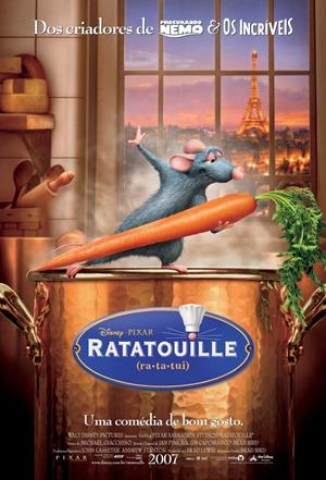 Ratatouille (uno dei tanti poster)