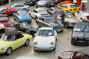 Classic car collection for sale