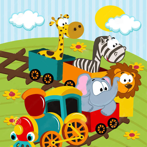 Circus Train educational game