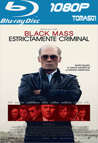Black Mass: Estrictamente Criminal (2015) BDRip m1080p