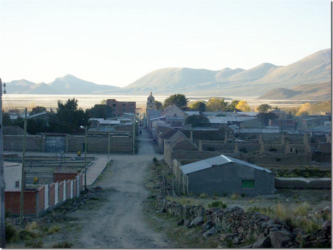 Salinas de Garci Mendoza: municipio orureño (Bolivia)