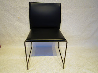 Enrico Pellizoni Black Chair