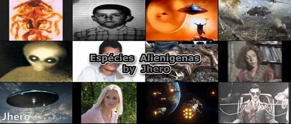Espécies Alienigenas