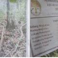 Diduga Banyak Penyimpangan. LSM Minta APH Usut Pengerjaan Proyek Desa Laman Satong 2018,2019.